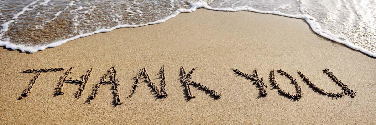 5 Tips for Saying Thnks All Summer Long
